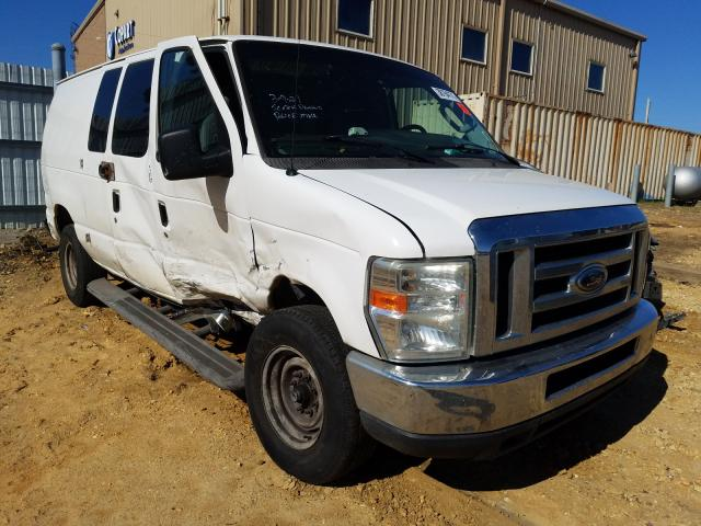 Salvage cars for sale from Copart Glassboro, NJ: 2009 Ford Econoline