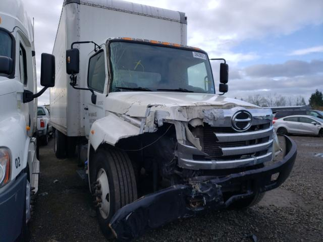 2012 Hino 258 268 for sale in Woodburn, OR
