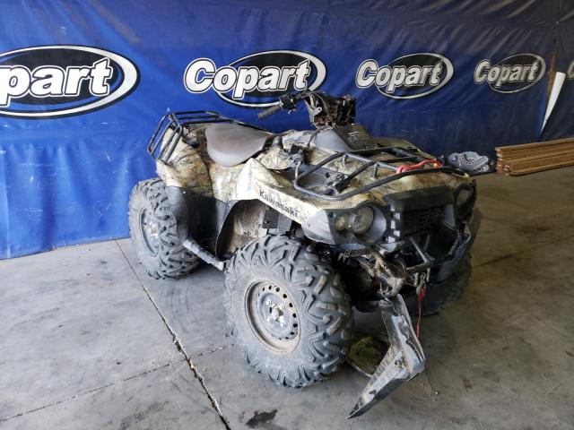 Salvage cars for sale from Copart Albuquerque, NM: 2010 Kawasaki KVF750 F