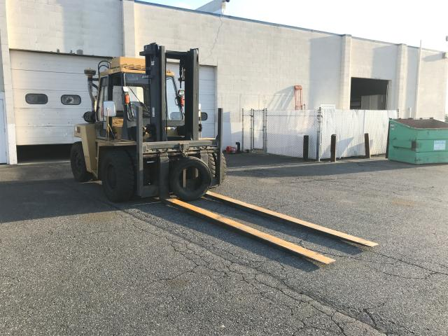 Salvage cars for sale from Copart Pasco, WA: 2006 Caterpillar DP80