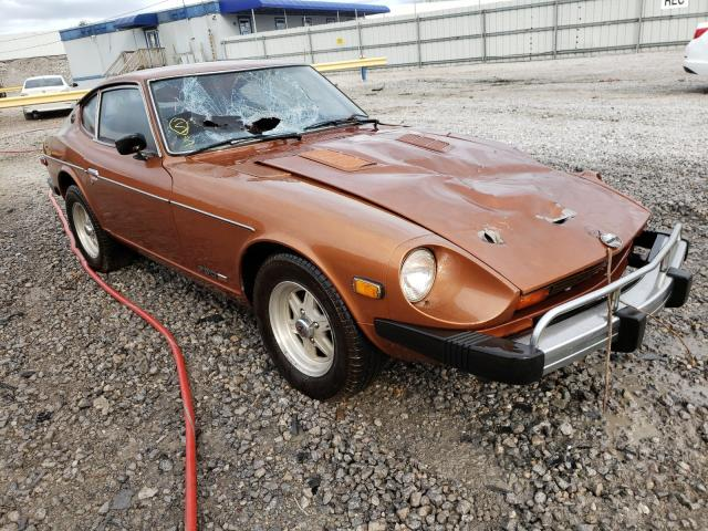 Datsun salvage cars for sale: 1978 Datsun 280Z