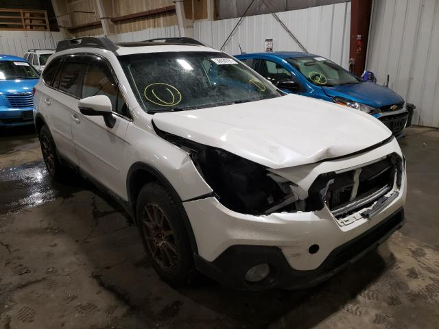 Salvage cars for sale from Copart Anchorage, AK: 2018 Subaru Outback 2
