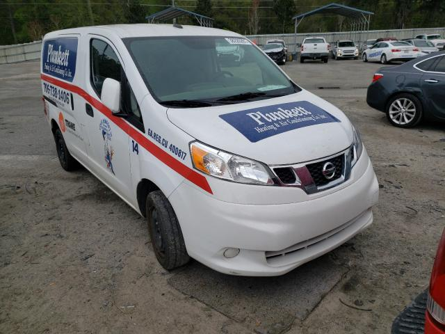 Salvage cars for sale from Copart Savannah, GA: 2019 Nissan NV200 2.5S