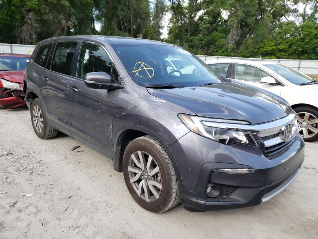Salvage cars for sale from Copart Ocala, FL: 2019 Honda Pilot EXL