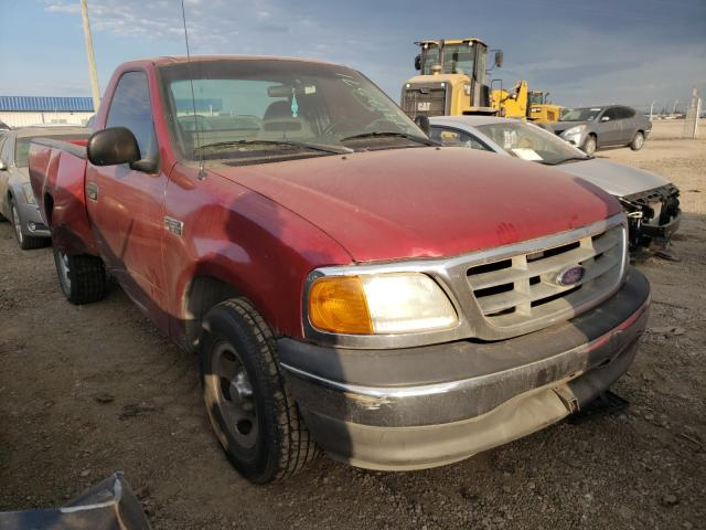 Salvage cars for sale from Copart Houston, TX: 2004 Ford F-150 Heri