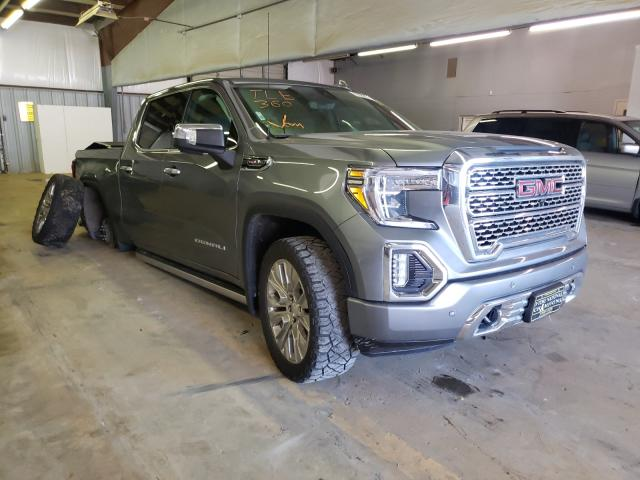 Salvage cars for sale from Copart Mocksville, NC: 2020 GMC Sierra K15