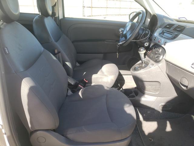 2014 FIAT 500 POP - Left Rear View