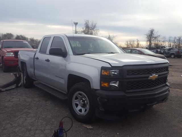 Salvage cars for sale from Copart Baltimore, MD: 2015 Chevrolet Silverado