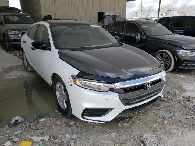 Salvage cars for sale from Copart Homestead, FL: 2019 Honda Insight LX