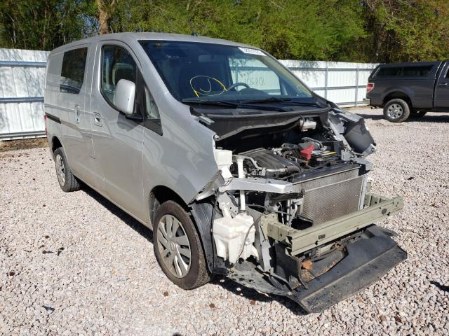 Salvage cars for sale from Copart Knightdale, NC: 2015 Chevrolet City Expre