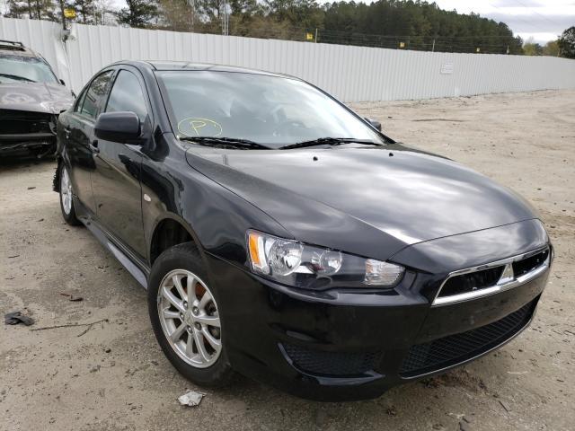 Vehiculos salvage en venta de Copart Loganville, GA: 2014 Mitsubishi Lancer ES