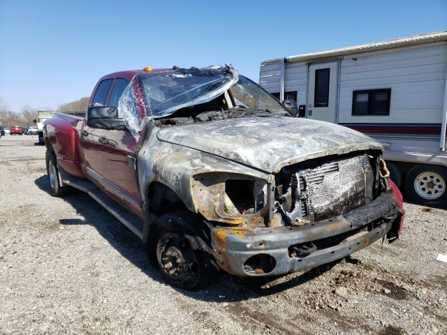 Salvage cars for sale from Copart Ellwood City, PA: 2007 Dodge RAM 3500 S