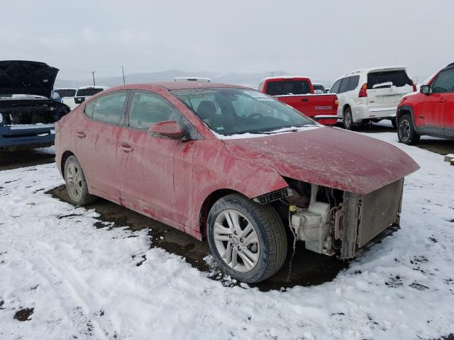 Salvage cars for sale from Copart Helena, MT: 2020 Hyundai Elantra SE