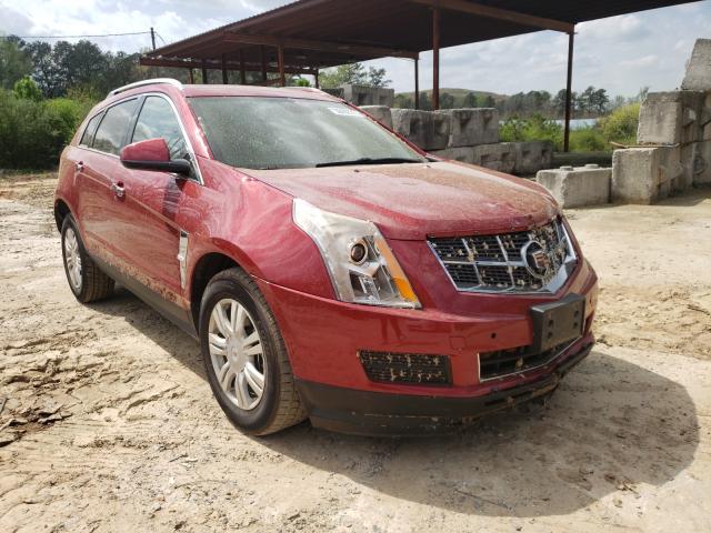 Vehiculos salvage en venta de Copart Fairburn, GA: 2011 Cadillac SRX Luxury