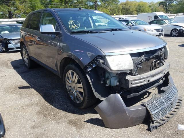 Lincoln Vehiculos salvage en venta: 2009 Lincoln MKX