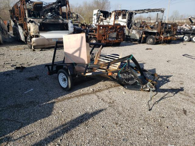 Salvage cars for sale from Copart Bridgeton, MO: 2021 Carry-On Util Trailer