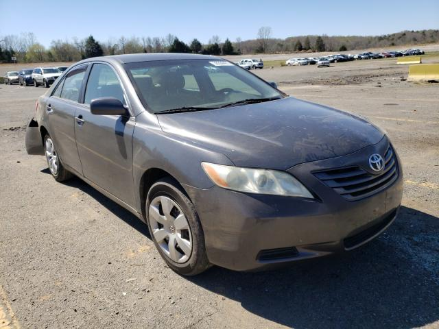 Salvage cars for sale from Copart Concord, NC: 2007 Toyota Camry CE