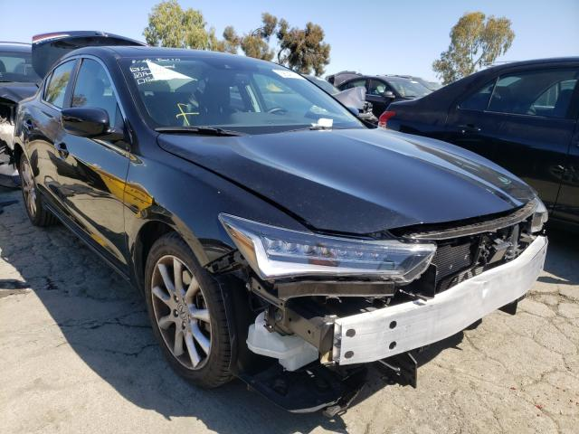 Salvage cars for sale from Copart Martinez, CA: 2019 Acura ILX Premium