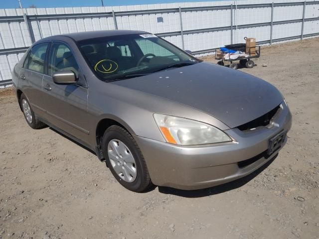Salvage cars for sale from Copart Sacramento, CA: 2004 Honda Accord LX