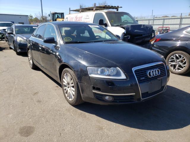 Audi Vehiculos salvage en venta: 2007 Audi A6 3.2 Quattro