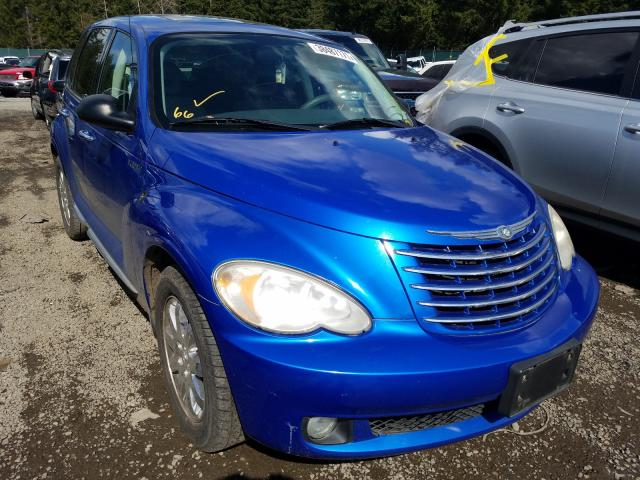 Salvage cars for sale from Copart Graham, WA: 2006 Chrysler PT Cruiser
