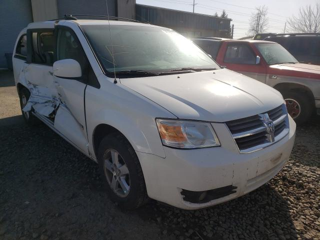 Salvage cars for sale from Copart Eugene, OR: 2009 Dodge Grand Caravan