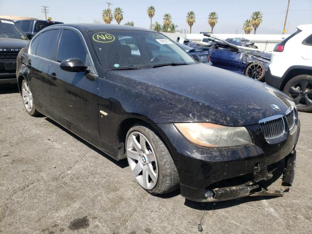 Salvage cars for sale from Copart Colton, CA: 2006 BMW 330 I