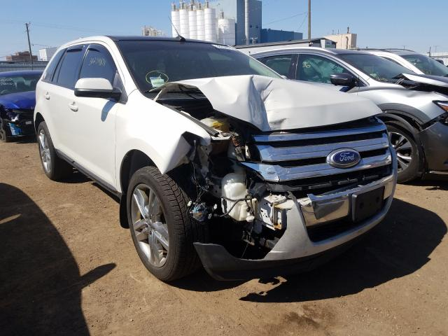 2013 FORD EDGE SEL 2FMDK3JC3DBC06161