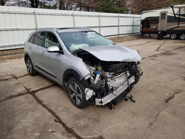 KIA Niro salvage cars for sale: 2018 KIA Niro