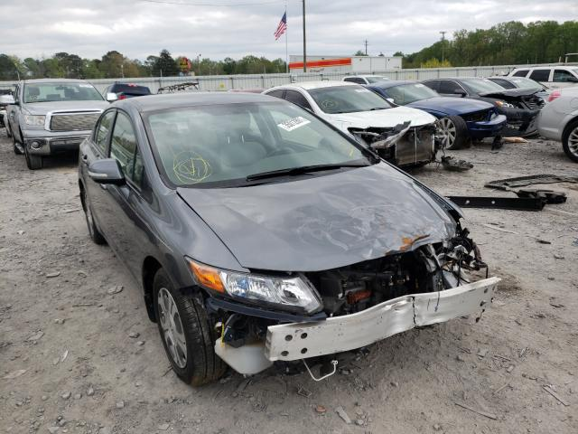 2012 HONDA CIVIC HYBR JHMFB4F36CS004638