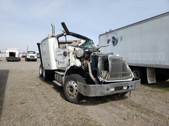 International salvage cars for sale: 2007 International 9400 9400I