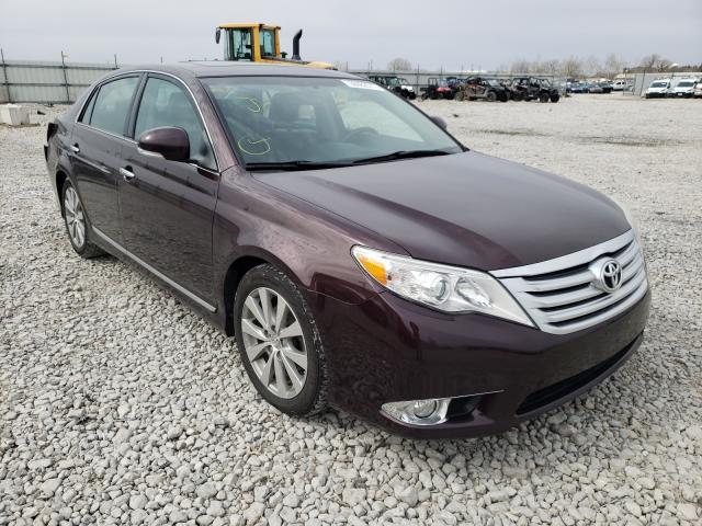 2011 TOYOTA AVALON BAS - Other View
