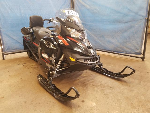 Salvage cars for sale from Copart London, ON: 2015 Skidoo REN 600