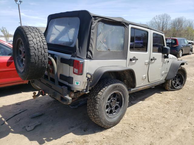 2007 JEEP WRANGLER R - Right Rear View