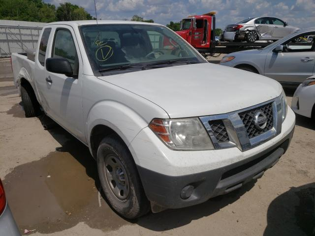 2016 NISSAN FRONTIER S 1N6BD0CT3GN709499