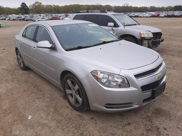Salvage cars for sale at Conway, AR auction: 2011 Chevrolet Malibu 1LT