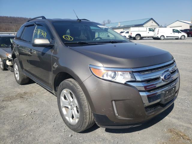 2013 FORD EDGE SEL 2FMDK4JC3DBB68615