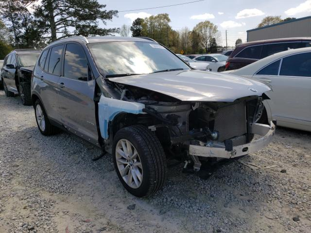 BMW salvage cars for sale: 2017 BMW X3 XDRIVE2