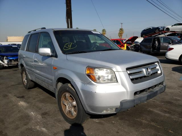 Salvage cars for sale from Copart Colton, CA: 2007 Honda Pilot