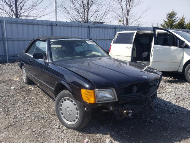 1987 Mercedes-Benz 560 SEC for sale in Bowmanville, ON