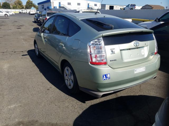 2008 TOYOTA PRIUS - Right Front View