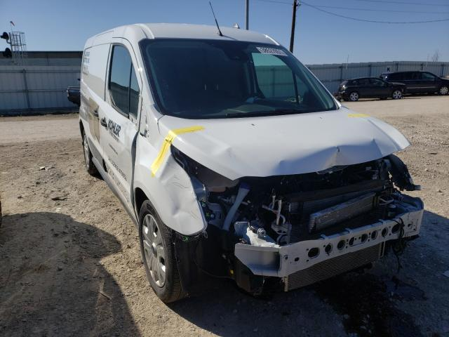 Salvage cars for sale from Copart Columbus, OH: 2020 Ford Transit CO