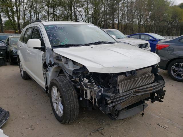 Vehiculos salvage en venta de Copart Austell, GA: 2014 Dodge Journey SX
