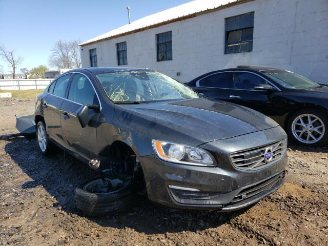 Salvage cars for sale from Copart Hillsborough, NJ: 2016 Volvo S60 Premium