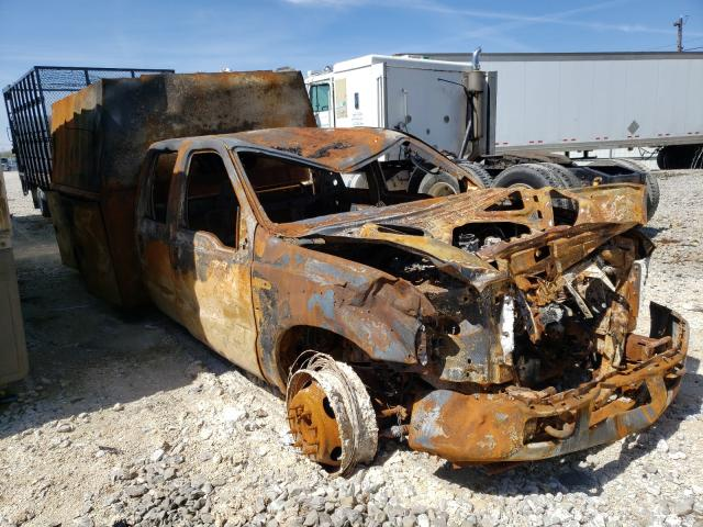 Salvage cars for sale from Copart Louisville, KY: 2007 Ford F450 Super