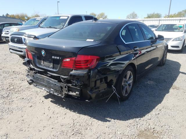 2013 BMW 528 XI - Right Rear View