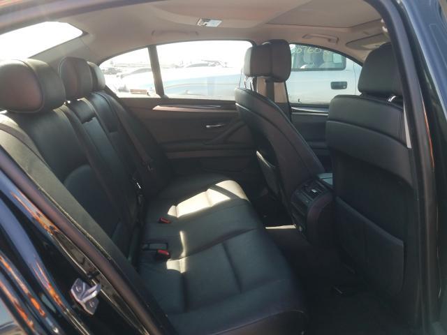 2013 BMW 528 XI - Interior View