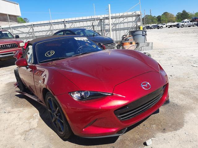Mazda Vehiculos salvage en venta: 2019 Mazda MX-5 Miata