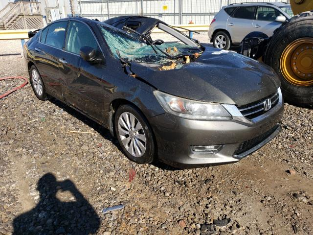 Salvage cars for sale from Copart Hueytown, AL: 2013 Honda Accord EXL