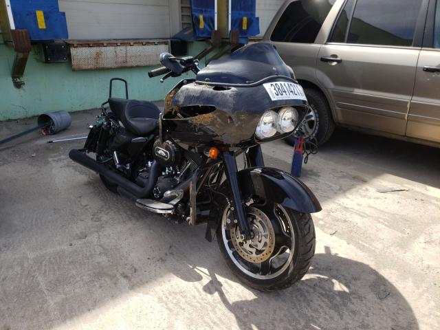 Salvage cars for sale from Copart Columbus, OH: 2013 Harley-Davidson Fltrx Road